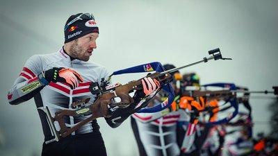 Emotion AI in biathlon